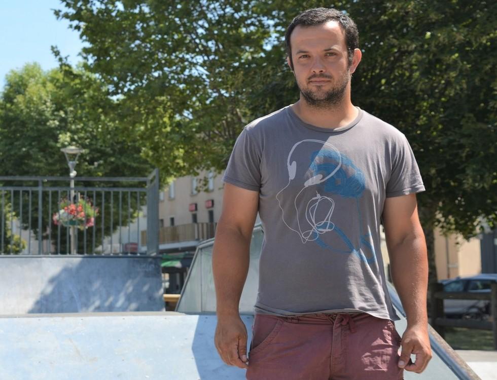 Des cours de BMX donnés au skate park (c) Frédérique Gelas