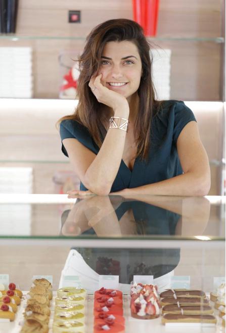 Sur la photo : Alixe Bornon, créatrice des Belles envies