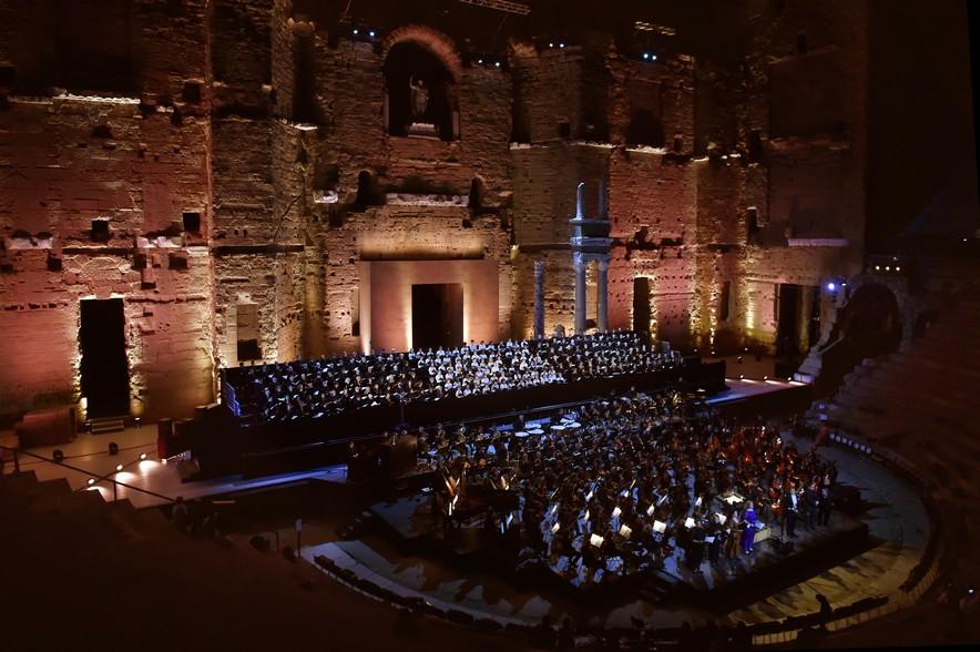 Une 8ème Symphonie de Malher inoubliable aux Chorégies d'Orange (c) Gromelle