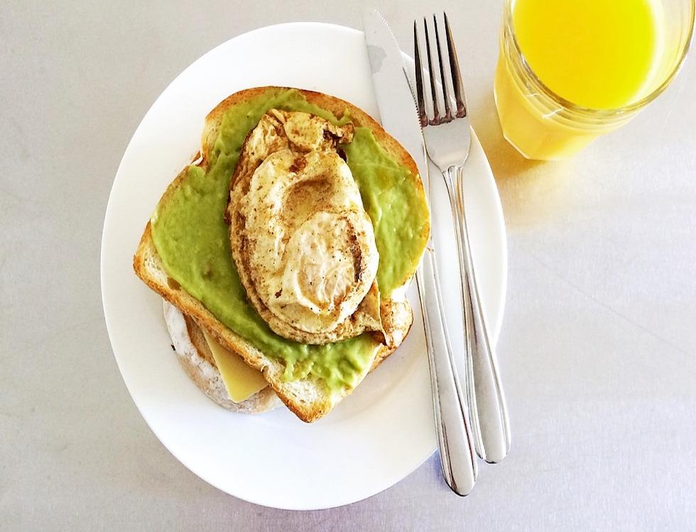 Il peut également être consommé au petit-déjeuner ! (C) Ann San