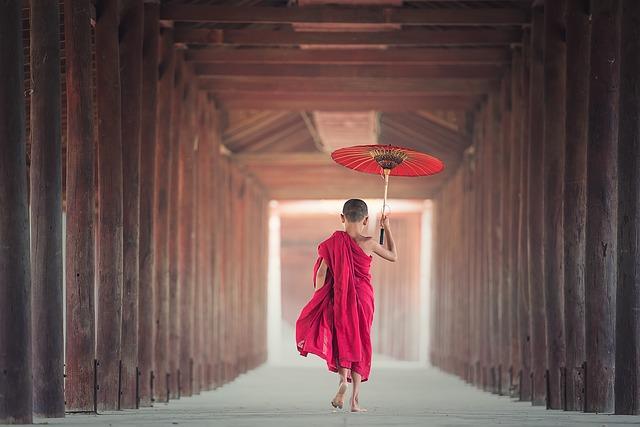 Un chemin ouvre un autre chemin. Image par Sasin Tipchai de Pixabay