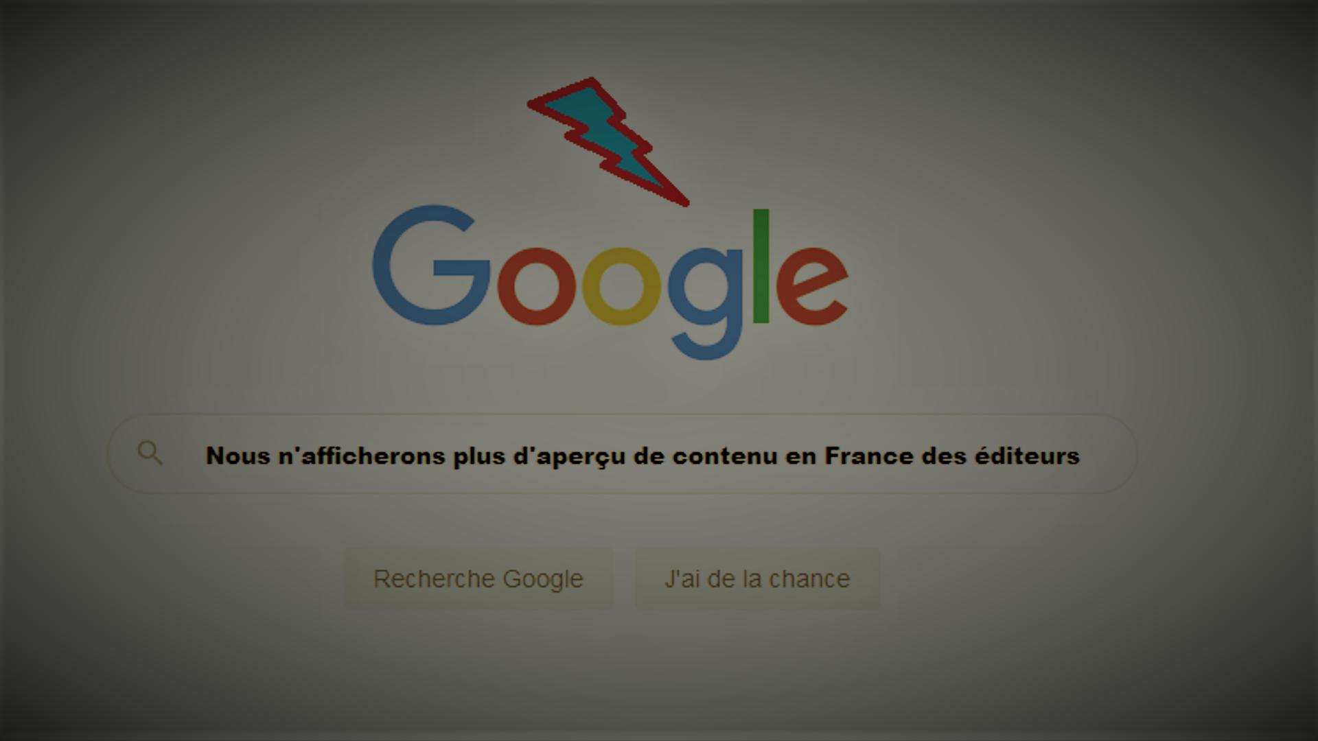 Guerre ouverte entre les éditeurs, agences de presse et Google. Il exige qu'ils renoncent à leurs droits voisins  © Nathalie Khâ