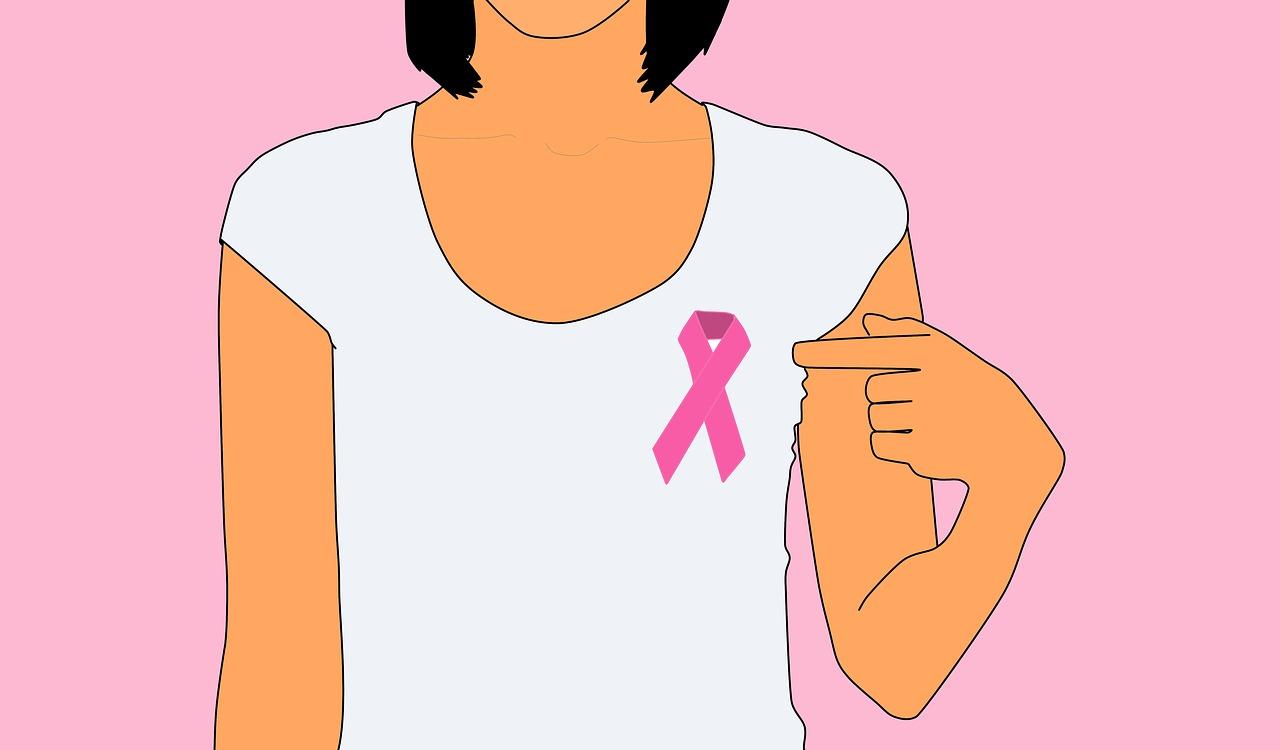 Le ruban rose, symbole de soutien contre le cancer du sein, (c)waldryano/Pixabay