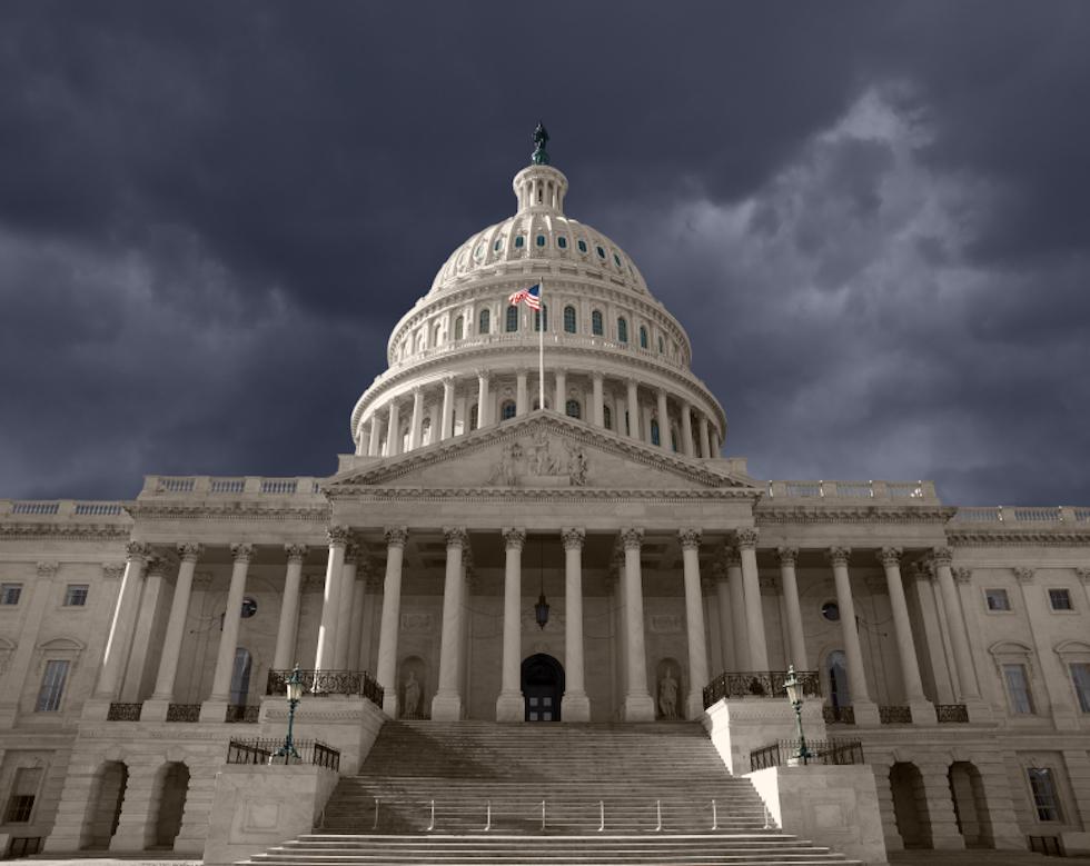 Le Capitole, siège du Congrès des États-Unis. Photo : James Palinsad