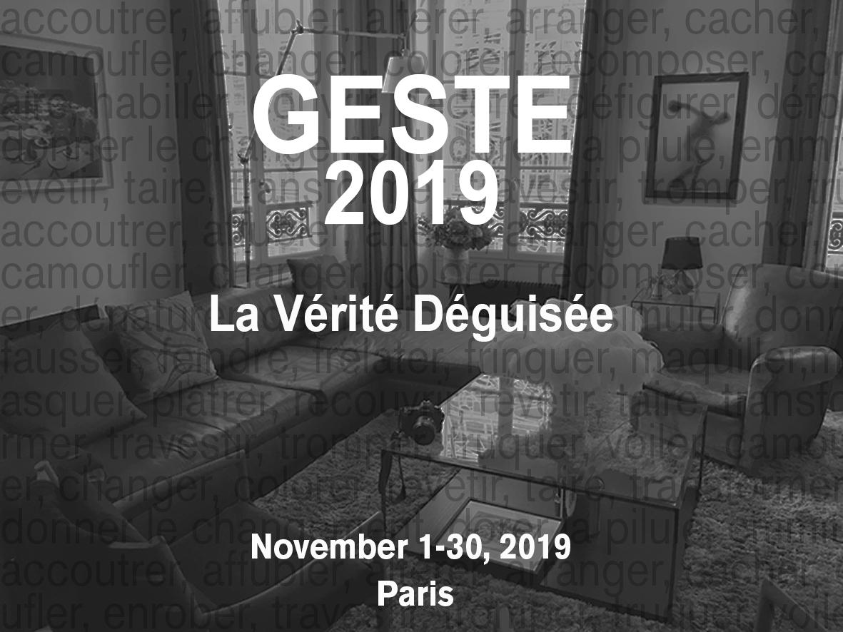 GEST 2019 © DR Geste