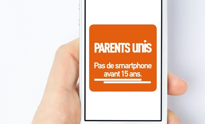 Visuel du groupe Parents Unis © Marie-Alix Roy