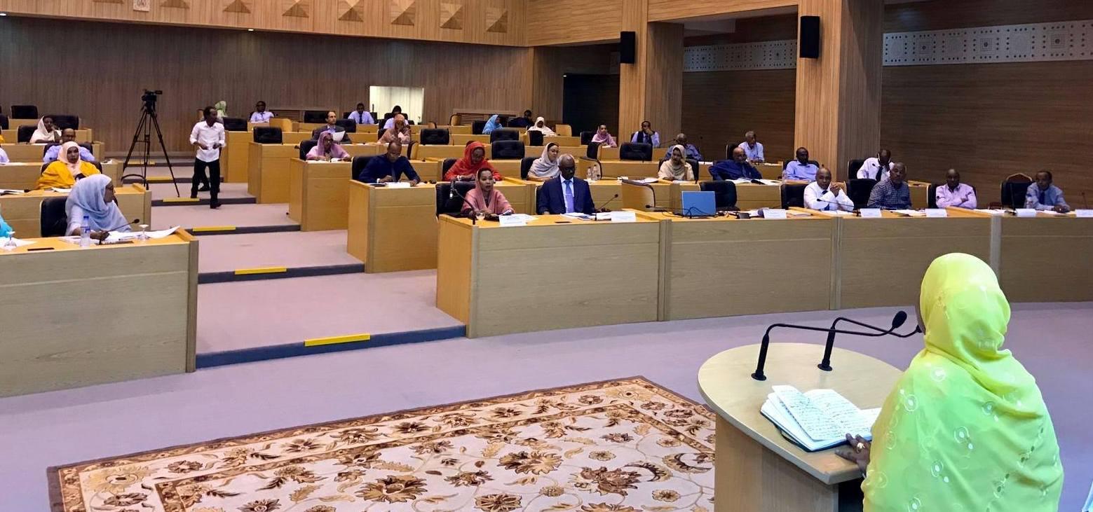 Débats à l'Assemblée nationale de Djibouti, (c) APF