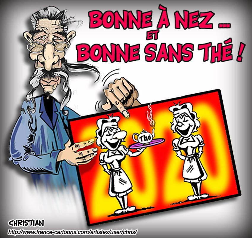 BONNE ANNEE !