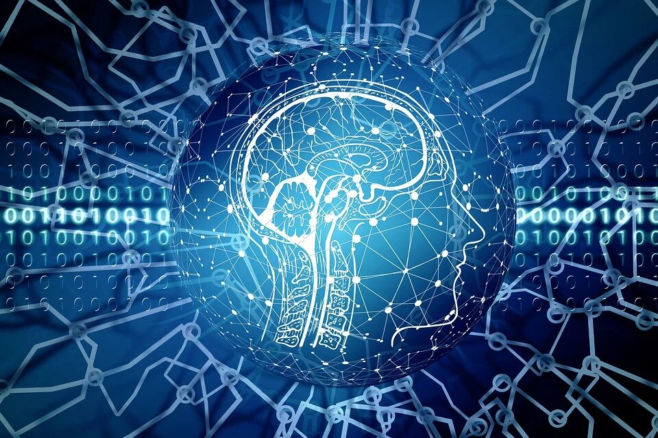 Iintelligence artificielle (C) Pixabay
