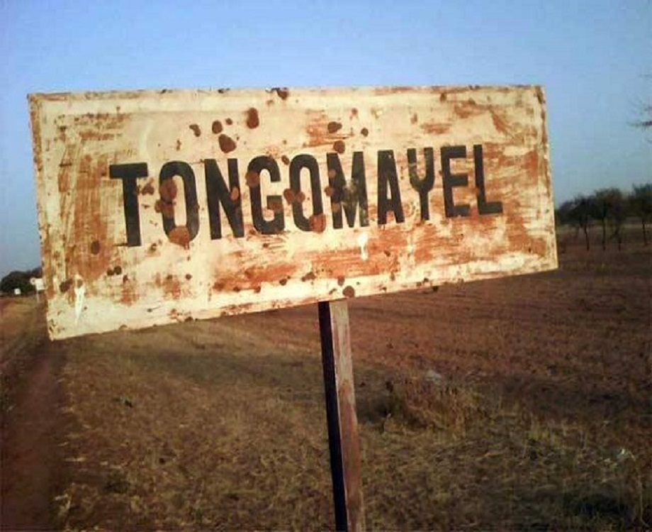 Adressage de la commune de Tongomayel. (c) A.Tapsoba