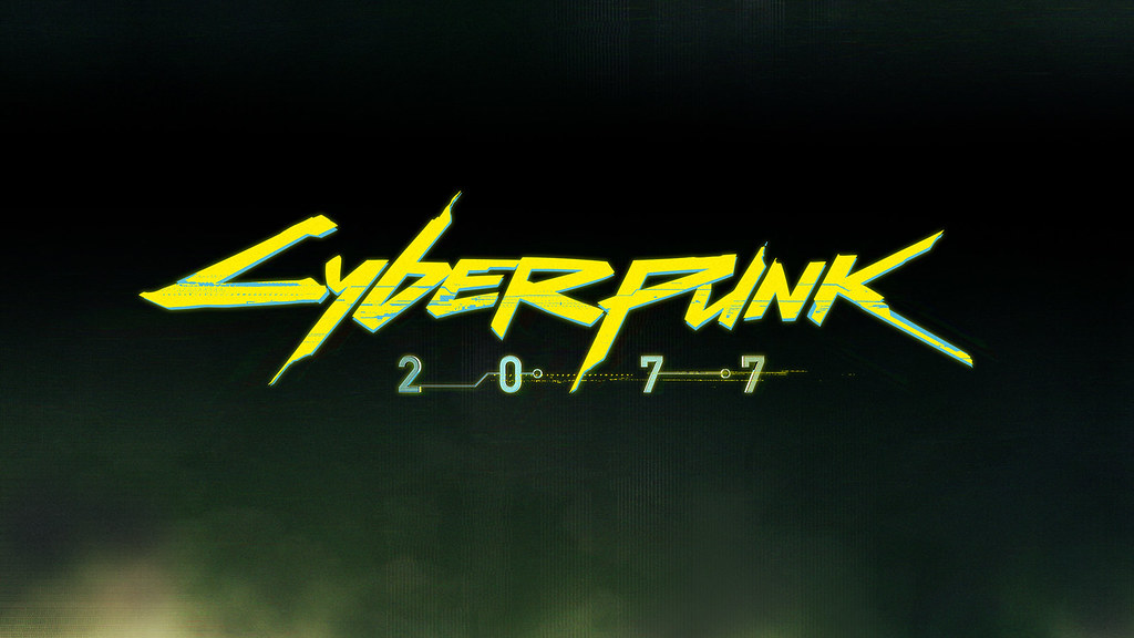 "Visuel du jeu ""Cyberounk 2077"" par CD Projekt RED © Flickr"