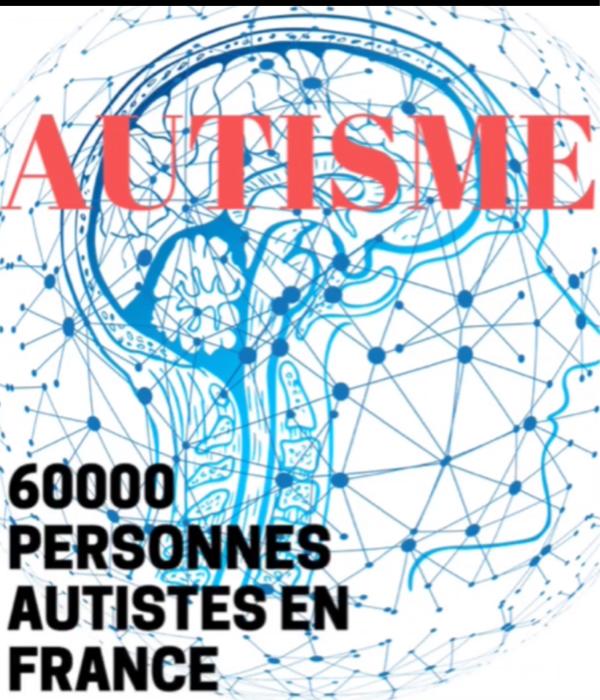 Parmi les 12 millions de personnes en situation de handicap que compte la France, 60000 sont autistes. (c) Nouria Anseur.