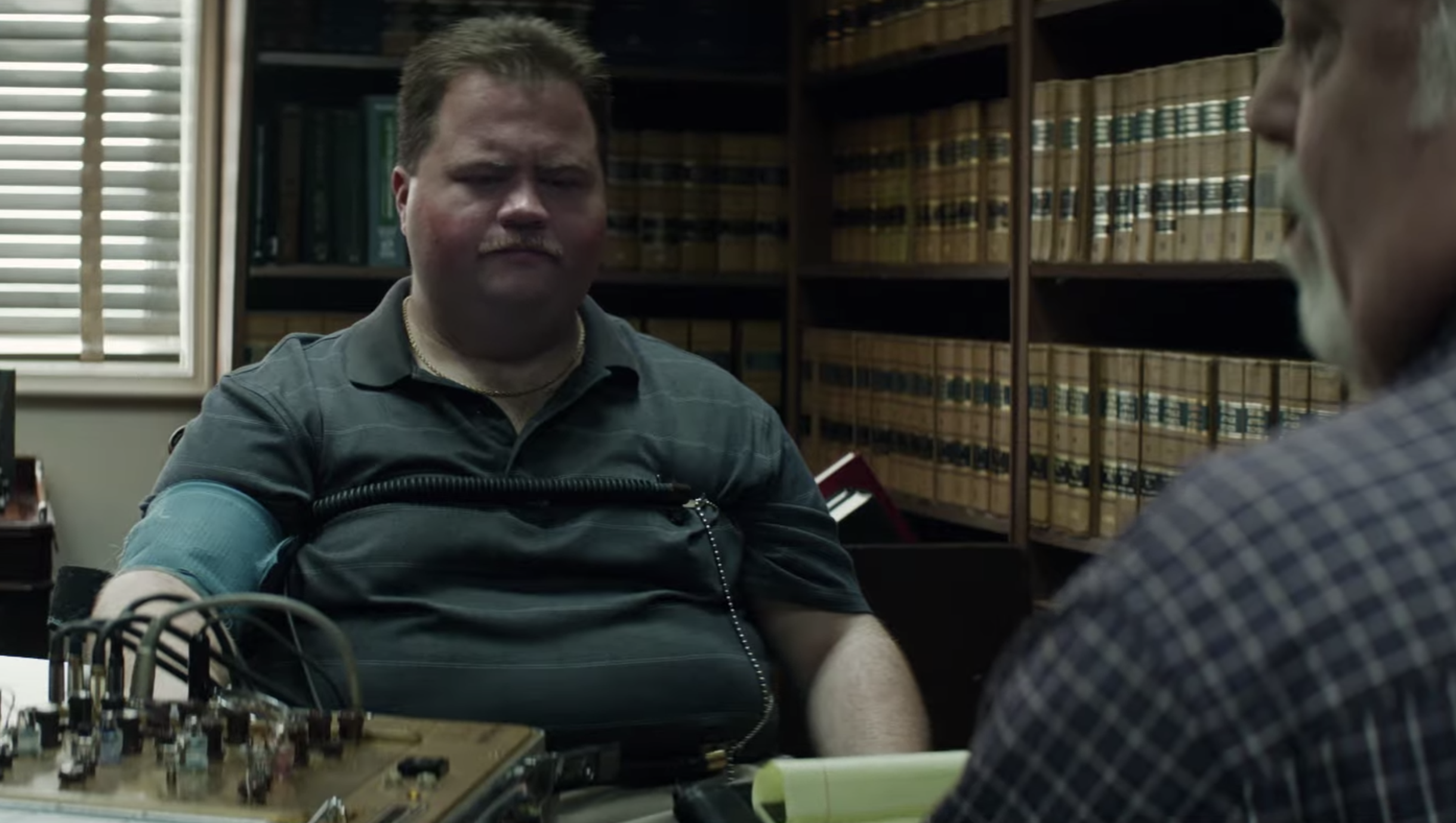 Paul Walter Hauser incarne Richard Jewell dans le nouveau film de Clint Eastwood - (c) capture YouTube