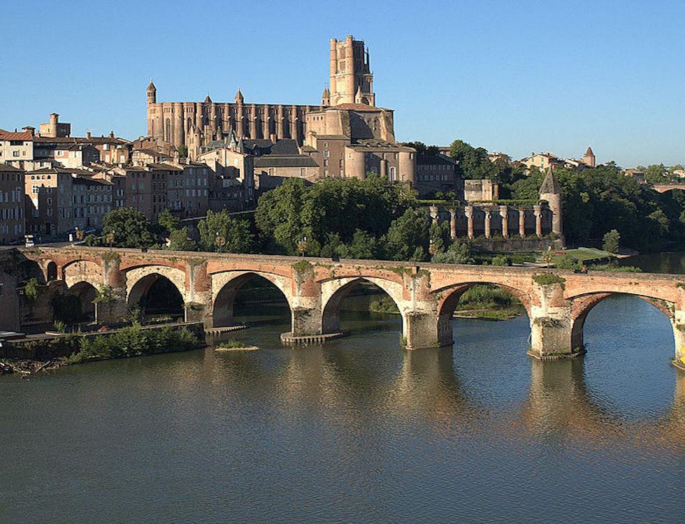 Vieux Pont Albi © Syvwlch, Wikipédia