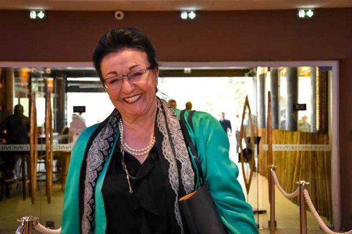 Mauricette Boisseau, Adjointe d'Alain Anziani, maire de Mérignac. Photo©Mairie de Mérignac