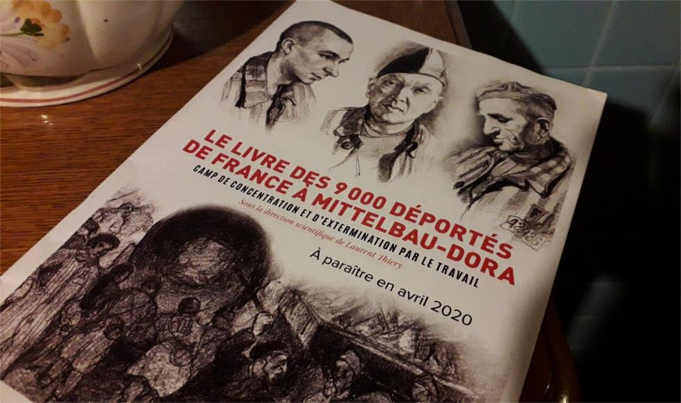 """""""Il aura donc fallu vingt-deux années de recherches à près de 70 bénévoles pour retracer la vie de chacun de ces 9.000 déportés à Mittelbau-Dora, situé en Allemagne."""" (c) Ophélie Duriez"""