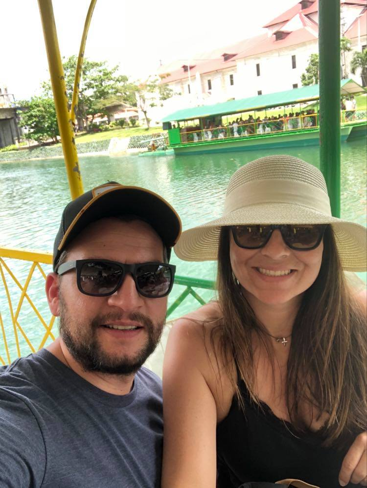 Un couple de Français partis en vacances aux Philippines, ils ne peuvent plus revenir. Photo©L.GIPPON