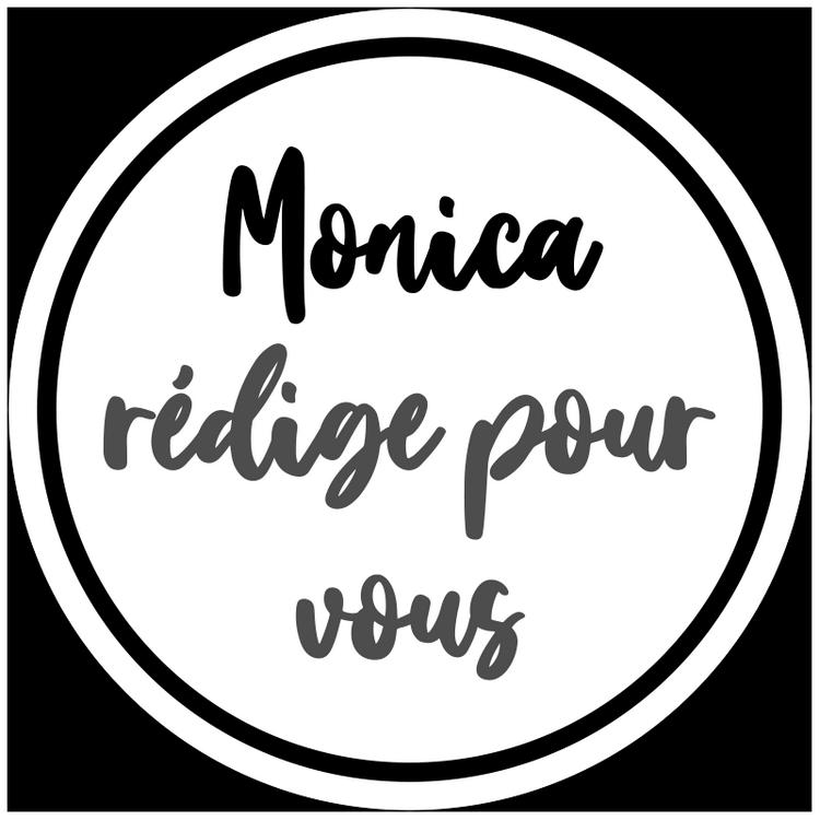 Logo Monica rédige pour vous © MC