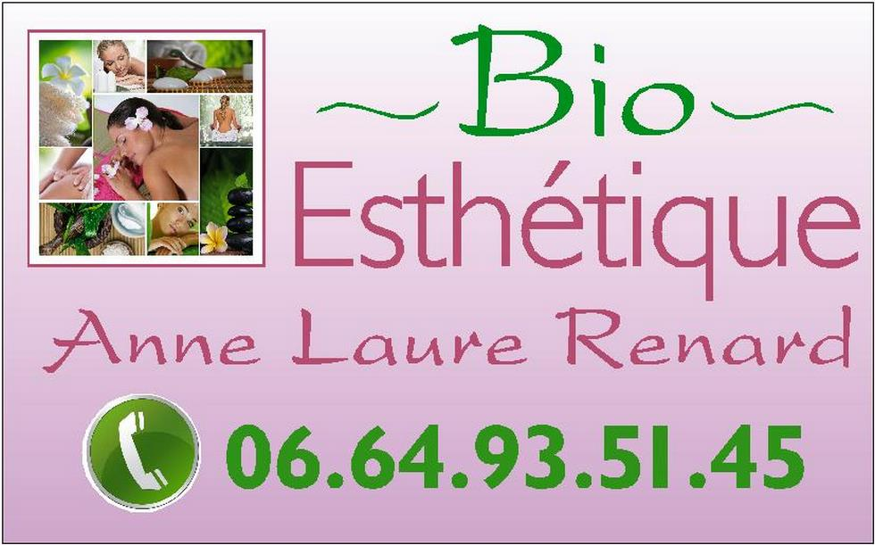 Logo de l'institut Bio Esthétique Renard © Bio Esthétique Renard