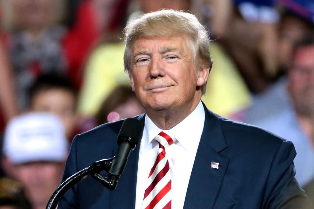 Donald Trump interdit l'immigration dans tout le pays pour une durée de 60 jours (C) Flickr