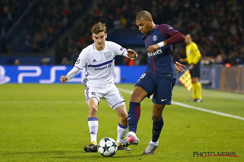 Suite à l'arrêt prématuré de la Ligue 1, le PSG est sacré champion. Kylian Mbappé, est meilleur buteur du championnat avec 18 réalisations en 20 matches. (c) Flickr Jimmy Bolcina PhotoNews