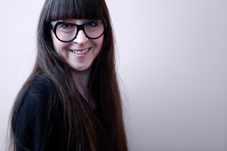 Portrait de la photographe Valérie Servant. Photo © Valérie Servant