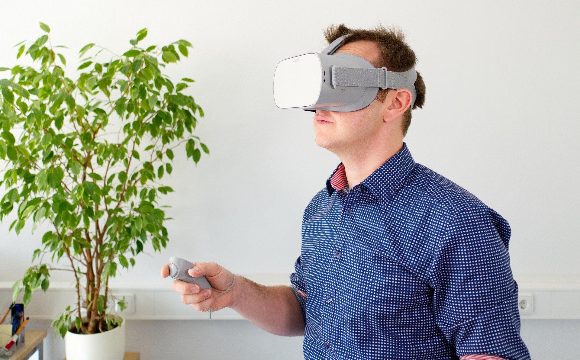 L'anxiété peut être réduite chez les patients qui en sont victimes en les exposant à des stimulis liés à leurs phobies dans des environnements virtuels thérapeutiques - (c) pixabay