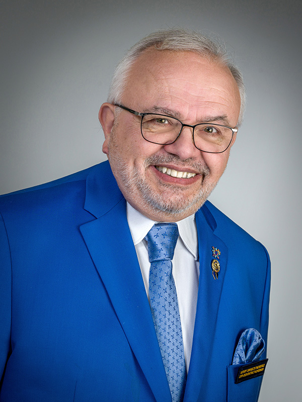 Jean-Jacques Titon est le gouverneur du Rotary District 1730 pour l'année 2019 à 2920 (c) Rotary District 1730