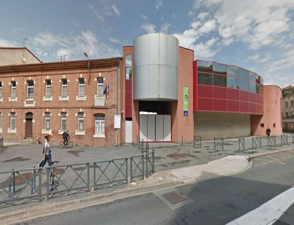 """""""Dans le cadre du déconfinement, les collèges réouvriront leurs portes"""", Collège Balzac, Albi (81000) (C) Ent Balzac"""
