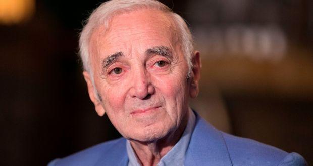 Charles Aznavour (c) DR
