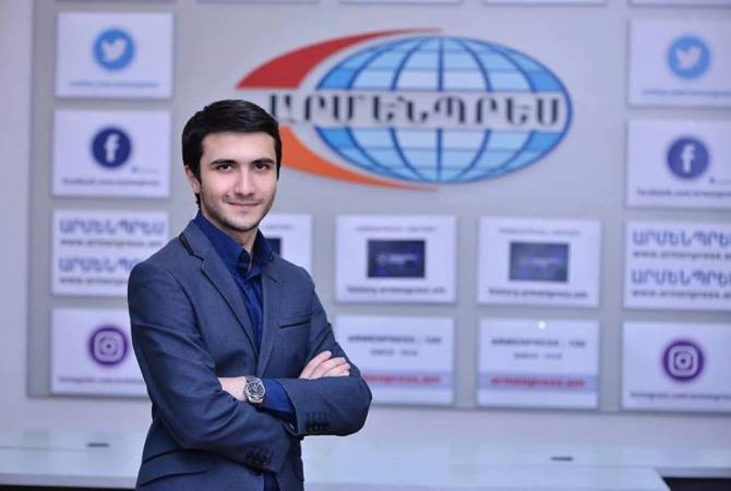Norayr Shoghikyan (c) l'arichve personnelle de Norayr Shoghikyan