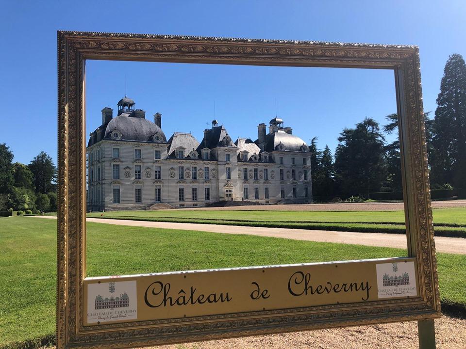 Le Château de Cheverny. (C) Château de Cheverny