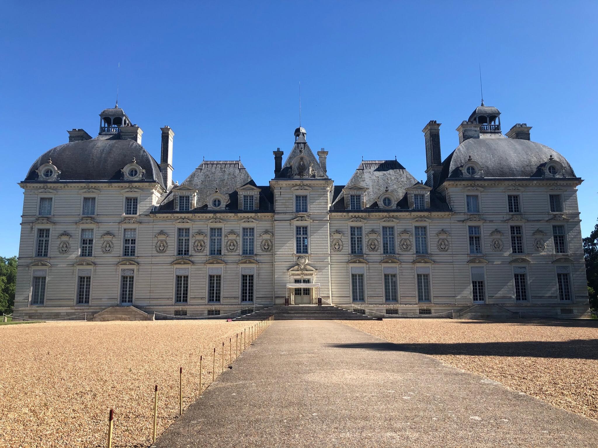 Célèbre grâce aux aventures de Tintin, héros du dessinateur Hergé (C) Château de Cheverny