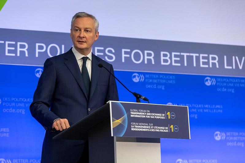 Bruno Le Maire va piloter la relance économique. (c)  Foter.com / CC BY-NC