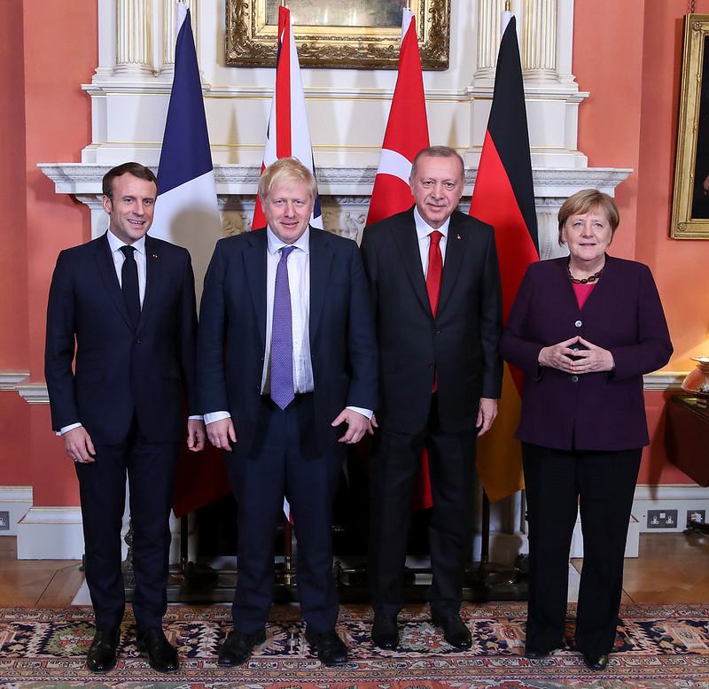 Face à la Turquie de M. Erdogan, la France a voulu faire cavalier seul. (c) Foter.com / CC BY-NC-ND
