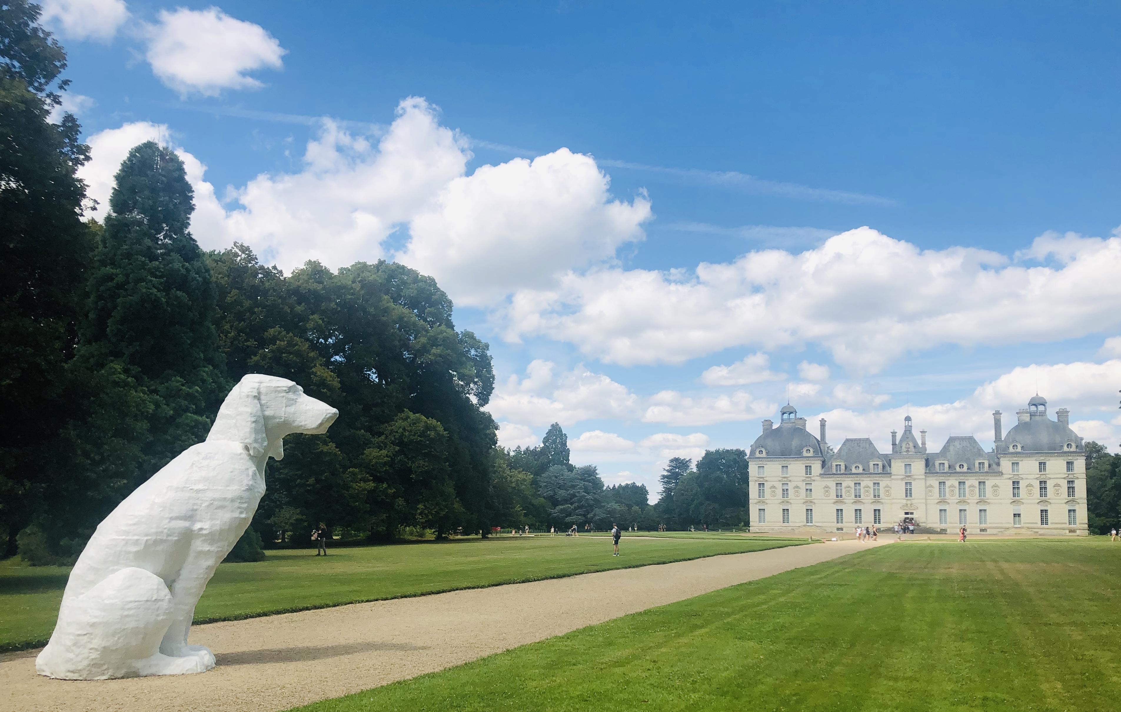 Venez réviser l'art de recevoir au chateau de Cheverny (c) N. Haas Guego