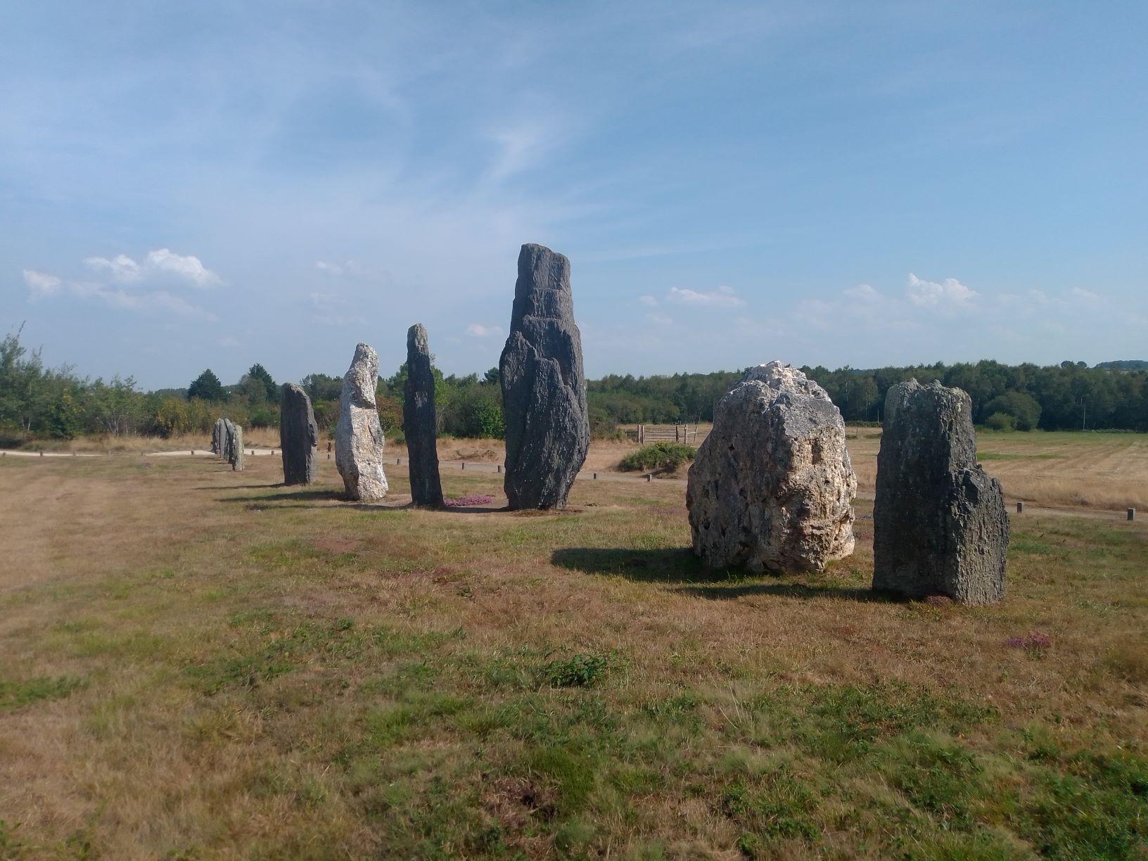 Mégalithes et Landes de Saint-Just (c) Penaguin