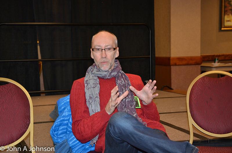 Steven Erikson (c)  icarusjj sur Foter.com / CC BY-NC-SA