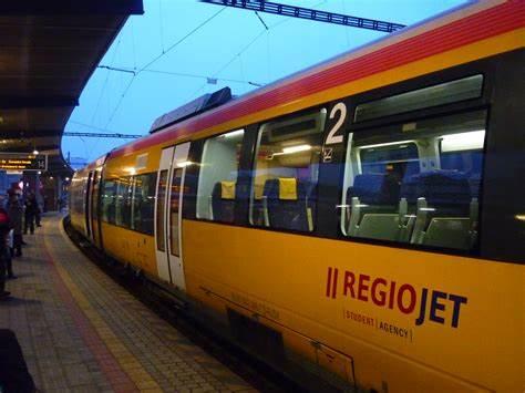 Reprendre le goût de voyager en train en Europe centrale (c) DR