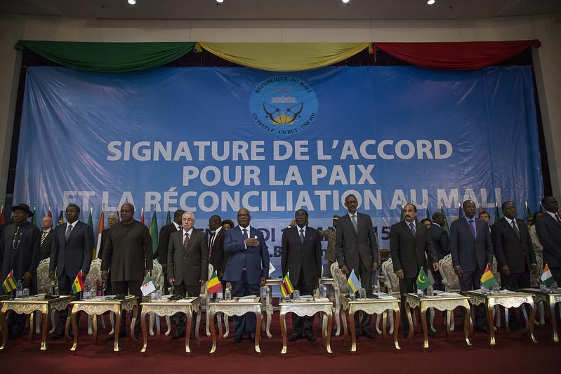 Malgré les accords, les négociations et l'intervention militaire française, la paix n'est pas revenue au Mali. (c) Nations Unies Photo sur Foter.com / CC BY-NC-ND