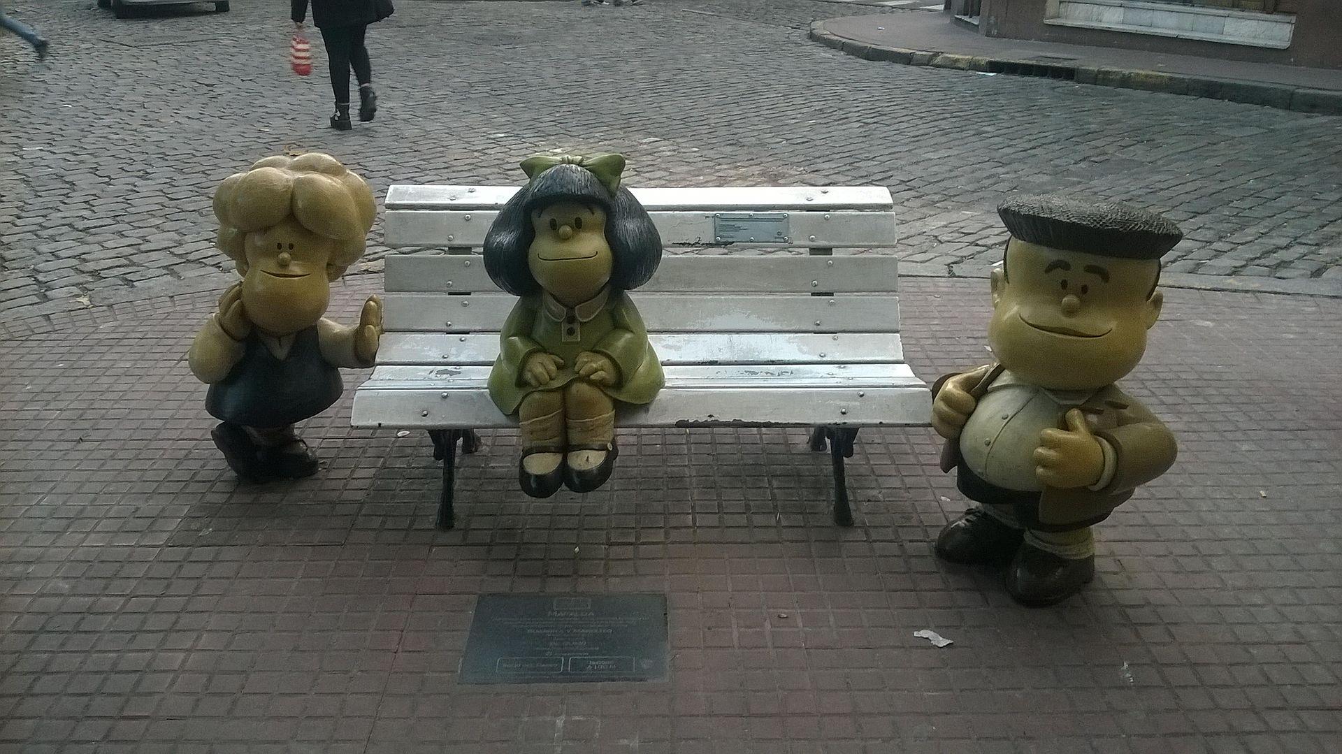Mafalda est orpheline