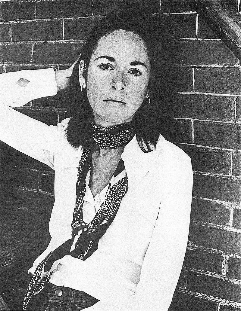 La Nobélisée en 1977 (c) DR