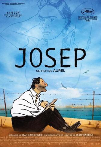 Affiche du film d'animation tiré de la bande dessinée de Josep Bartoli