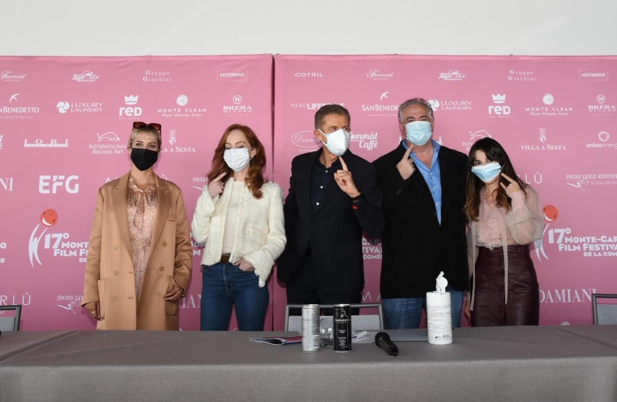 Le jury du Festival masqué ! (c) DR