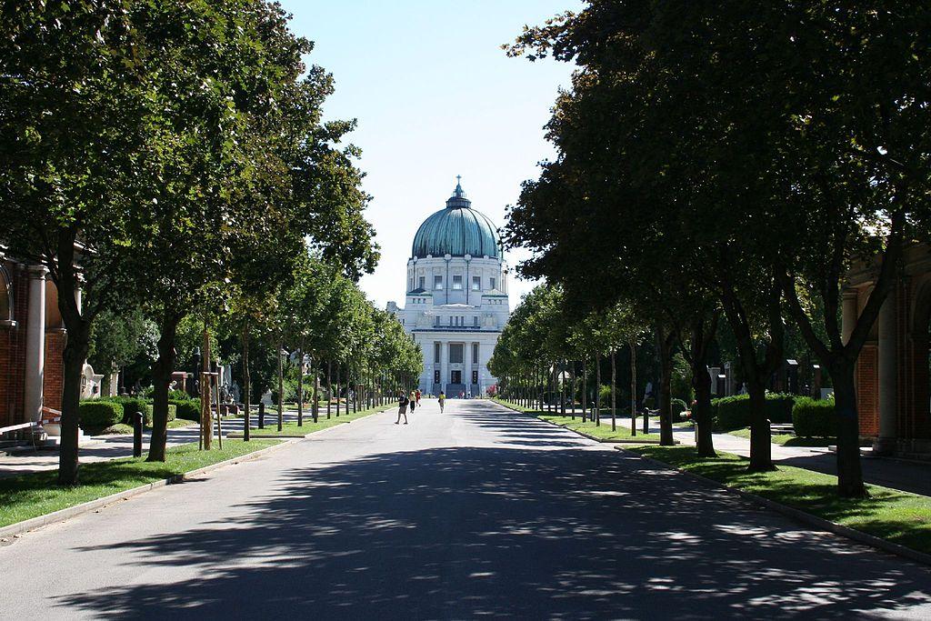 Le cimetière central de Vienne (c) Par dana j — Flickr.commons.wikimedia.org