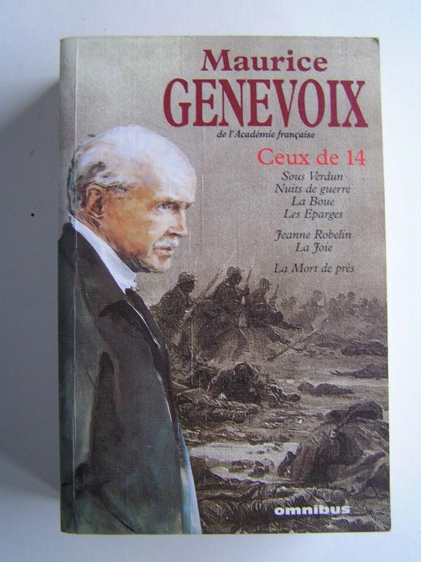 Maurice Genevoix entre au Panthéon