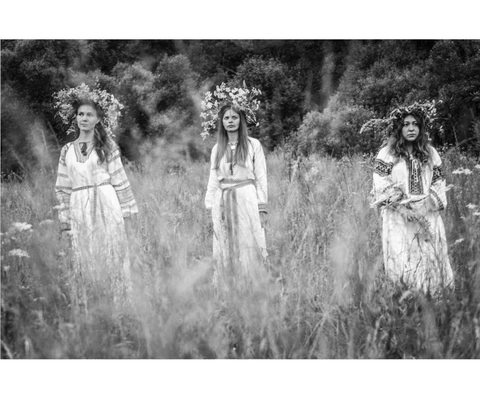 """Extrait de la série """"Pagans""""/ © Pavel Volkov"""