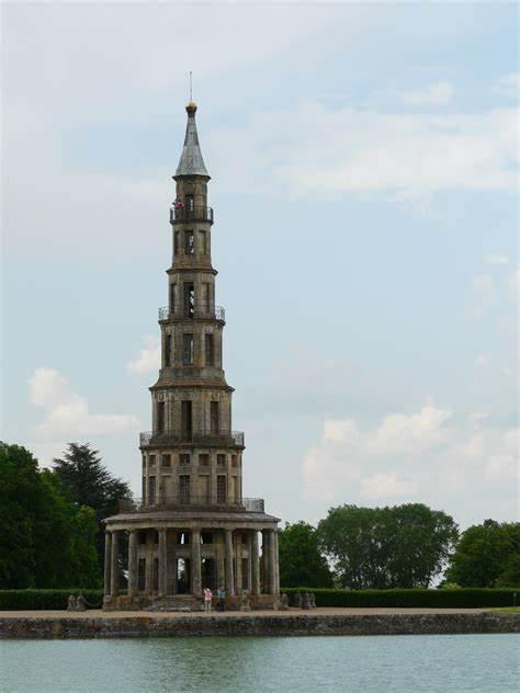La pagode de Chanteloup près d'Amboise (c) Sébastien HOSY