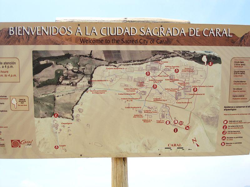 Ce berceau d'une civilisation vieille de 5.000 ans a été inscrit sur la liste du patrimoine mondial de l'Unesco le 28 juin 2009 (c) Esteban Cuya
