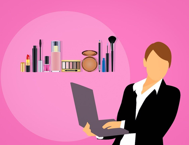 Associée à la gent féminine, le rose semble être la couleur de choix pour attirer le regard des consommatrices (C) Mohamed Hassan